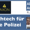 Axon Enterprise (AAXN) Aktie: Hightech (Taser, Bodycam + Cloud) für die Polizei