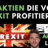 7 Brexit Aktien die vom Brexit sogar profitieren sollten - Also nicht TUI oder Commerzbank!