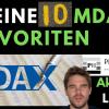 Der beste deutsche Index - meine 10 besten MDAX Aktien: United Internet, Evotec, CTS Eventim und mehr