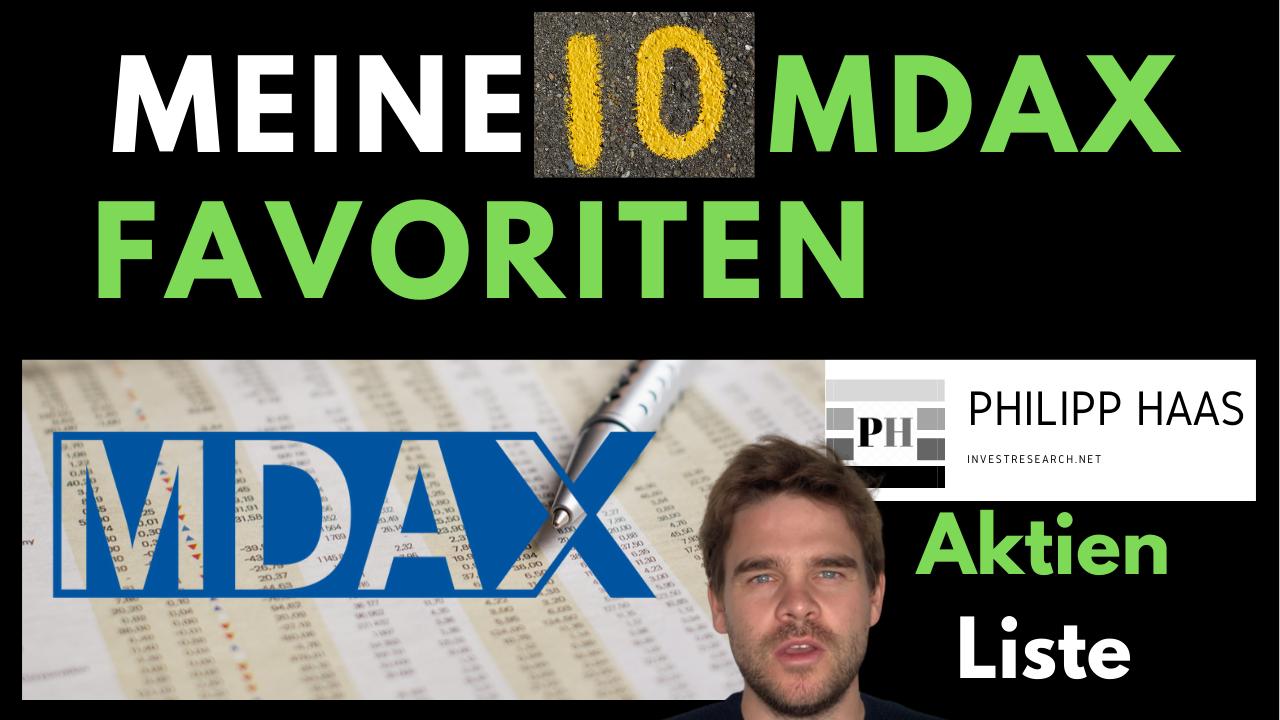 Aktien Mdax