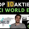Die Top 10 Aktien aus dem MSCI World - So besser als ETF investieren? Apple, Facebook, Procter&Gamble etc.