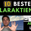 Die besten 10 Solaraktien? Jinkosolar, Enphase Energy, Solaredge etc.