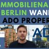 Ado Properties Aktie - Zu einem führenden Immobilienkonzern nach der Fusion mit Adler Real Estate und Consus Real Estate?