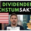 10 Dividendenwachstums Aktien USA - Dauerläufer mit Dividende wie Apple, Pepsico und Stryker für langfristiges Buy & Hold gekauft