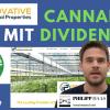 Mit Cannabis konservativ Dividende kassieren? Innovative Industrial Properties Aktie (REIT)