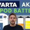 Varta Aktie: Lieferant der AirPod Batterien + Energy Storage: Was ist dran an der Shortattacke?