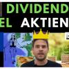 10 Dividendenadel Aktien Europa - wie Unilever, Nestle, Fresenius etc. für buy&hold forever