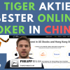 24% im Plus gestern! Der beste Aktienbroker in China mit Interactive Brokers im Rücken? UP Fintech Holding TIGR Aktie