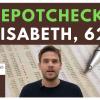 Depotcheck von Zuschauer Elisabeth (62) - Meinung zu den Lotto24, Nel Asa, ITM, Geely, BP Aktien etc.