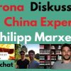 Corona Virus in China Firesidechat mit Philipp Marxen - Chinakenner
