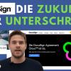 Docusign Aktie - Weltklasse Unternehmen mit der Zukunft der Unterschrift!