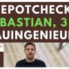 Depotcheck Sebastian (32),  Bauingenieur - Visa, Adobe, Alibaba, Proto Labs, Amazon, LVMH