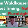 Interview mit Stefan Waldhauser:  Markteinschätzung + Analyse zu Nutanix und Pluralsight: