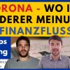 Corona Krise + Einschätzung und warum ich letzte Woche in relativ viel Cash gegangen bin