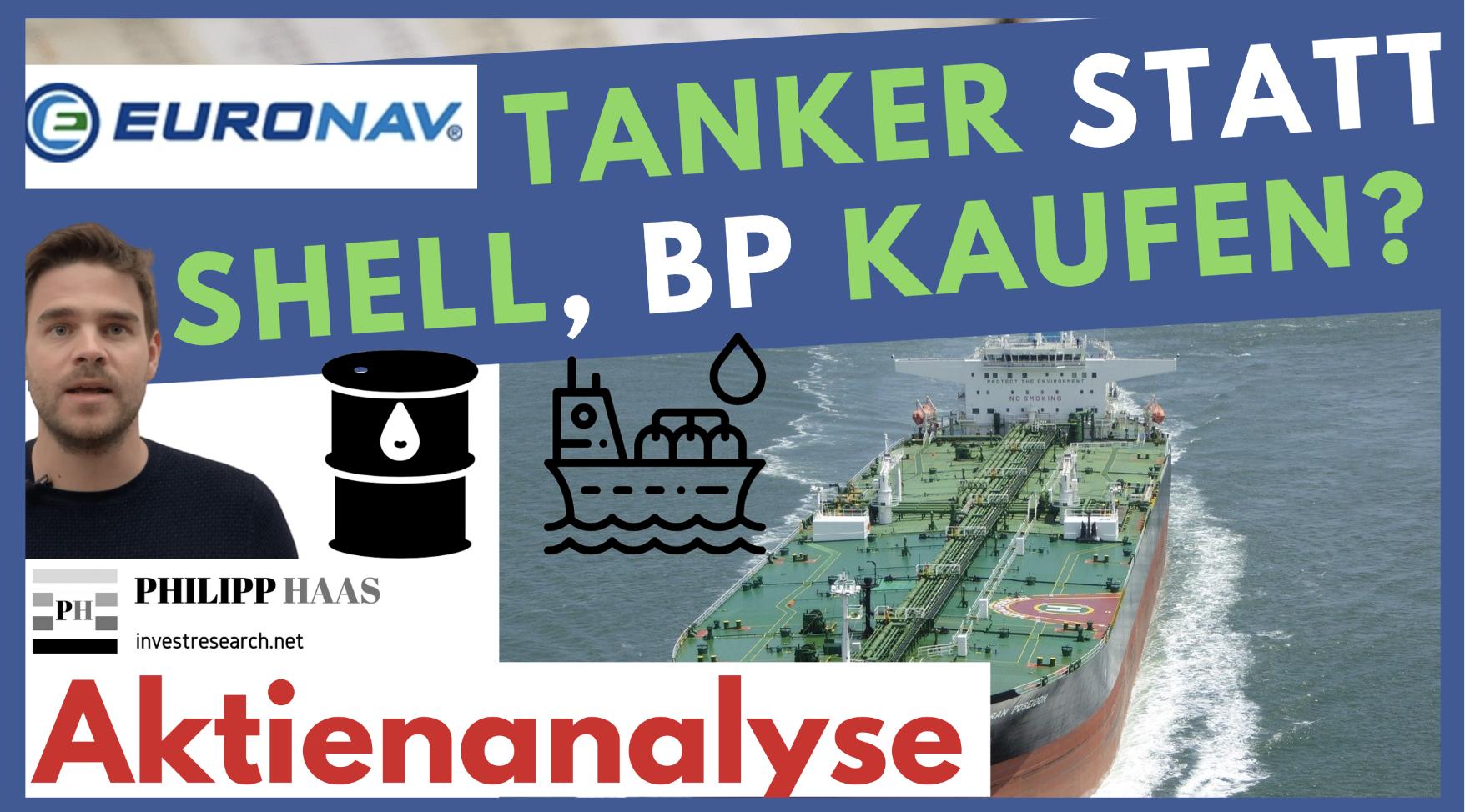 Tanker Aktien