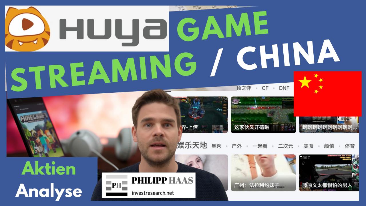 gaming streaming aktie