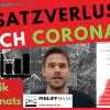 Wie hoch Umsatzeinbruch durch C0rona? Was man aus Analyse der Daten der letzen 4 Wochen lernen kann! Warum man bei Lufthansa, Daimler und TUI weiter vorsichtig sein sollte?