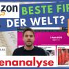 Amazon Aktien: Das vielleicht beste Unternehmen der Welt laut Aktienanalyse? Darum gefährlicher in Amazon nicht investiert zu sein