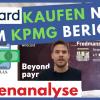 Wirecard Aktie: Kaufen nach dem KPMG Bericht? Berechnung Einstiegskurs - Eine neutrale Aktienanalyse