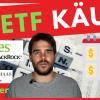 Meine 10 ETF Käufe für mein ETF Echtgelddepot + Top 2 ETF´s für die Faulen