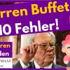 Ist Warren Buffet zu alt geworden? 10 Fehler des CEO von Berkshire Hathaway