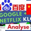 Baidu Aktie: Warum das Google / Netflix Chinas wieder interessant sein könnte dank AI, Nettocash etc.