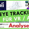 Apple Glasses VR / AR Profiteur? Tobii Aktie - Weltmarktführer bei Eyetracking