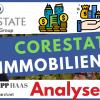 Corestate Capital Aktie - Immobilien Aktie - Warum ich trotz günstiger Bewertung verkauft habe
