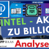 Intel Aktie: Chipgigant zum Ramschpreis kaufen? Aktienanalyse mit Chancen und Risiken