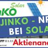 Jinko Solar Aktie: Viel zu günstig? Weltmarktführer bei Solarmodulen!