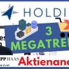 3 Megatrends (Cloud, E-Commerce, Cleantech) in einer Aktie: 3U Holding Aktie - (Weclapp, Selfio)