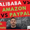 Konnte Grafik kaum glauben - Alibaba vs. Amazon und Ant Group (Alipay) vs. Paypal - So weit ist China bei der Digitalisierung wirklich!