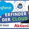 Salesforce Aktie: Der Erfinder der Cloud jetzt wegen Slack Übernahme günstiger zu haben? Müssen SAP und Microsoft zittern?