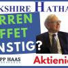 Berkshire Hathaway Aktie - Ist die Warren Buffet Aktie jetzt günstig zu haben?  - Die günstigere Alternative zur Apple Aktie?