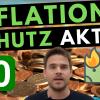 30 Inflationsschutz Aktien: 10 Aktienthemen mit denen man sich gegen Inflation absichern kann