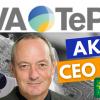 """""""Die Technologie ist mindestens 1 Mrd. wert"""" Alfred Schopf, CEO der PVA Tepla Aktie"""